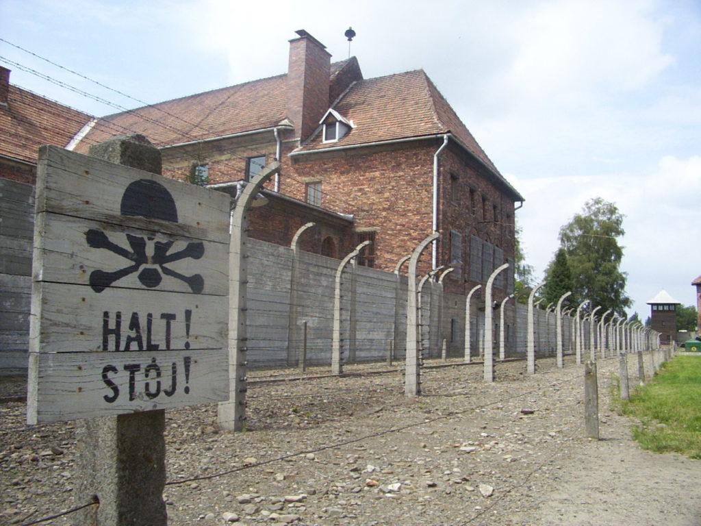 Auschwitz Eintritt