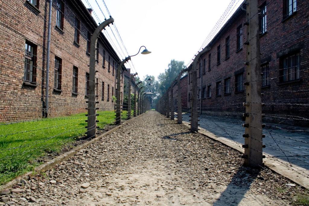 Auschwitz alee